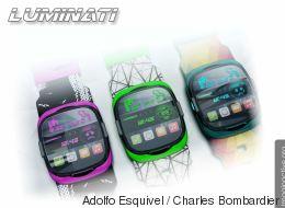 Luminati: une montre intelligente pour surveiller vos enfants