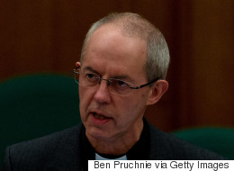 L'archevêque de Canterbury reconnaît être le fils illégitime d'un proche de Churchill