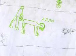 Au Salon du dessin érotique on trouve... des dessins d'enfants