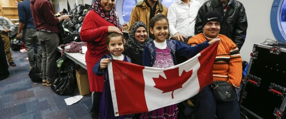 SYRIAN REFUGEE CANADA