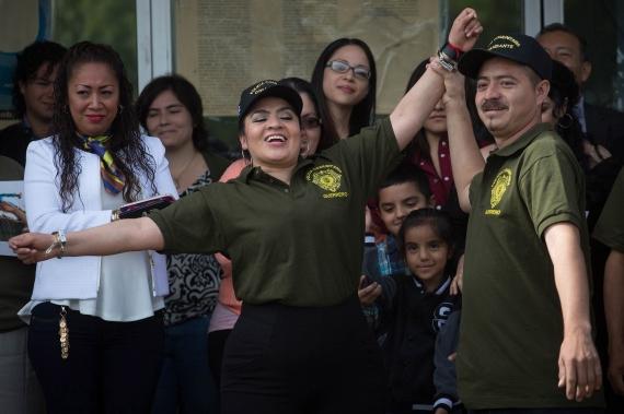women police mexico