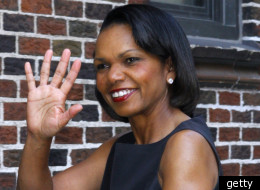 WATCH: Condi Rice Says America Will Never Be 'Race Blind'