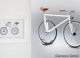 Ces vélos dessinés à main levée ne rouleraient pas bien loin s'ils existaient