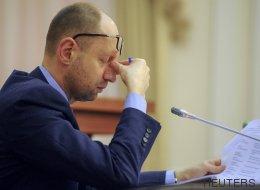 Dimite el primer ministro de Ucrania, Arseni Yatseniuk