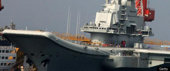 China Aircraft Carrier