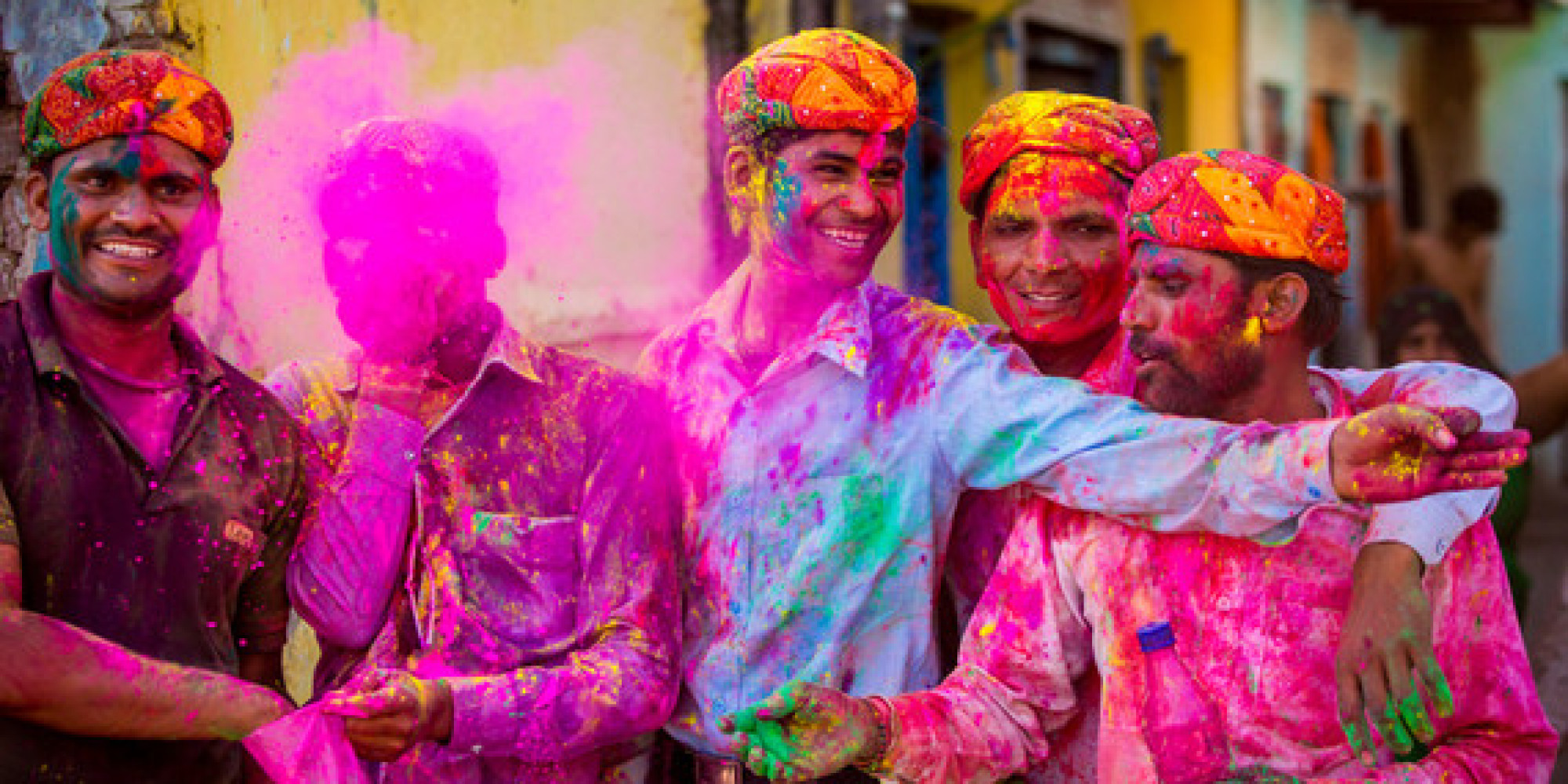 discover the meaning of holi in india huffpost