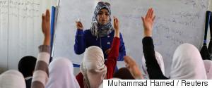 SYRIA REFUGEE SCHOOL