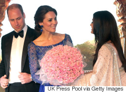 Duchess Of Cambridge Fans, Kate Stunned Her First Night In Mumbai