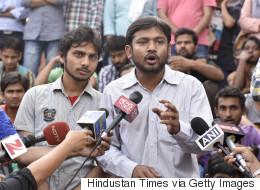 JNU May Rusticate Kanhaiya Kumar, Umar Khalid,  Anirban Bhattacharya: Report
