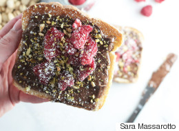 You're Going To Love This Toast And Nutella 2.0