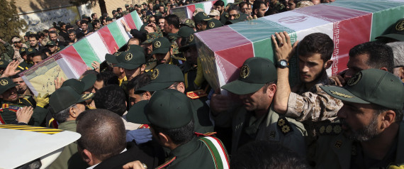 IRANIAN SOLDIERS KILLED IN SYRIA