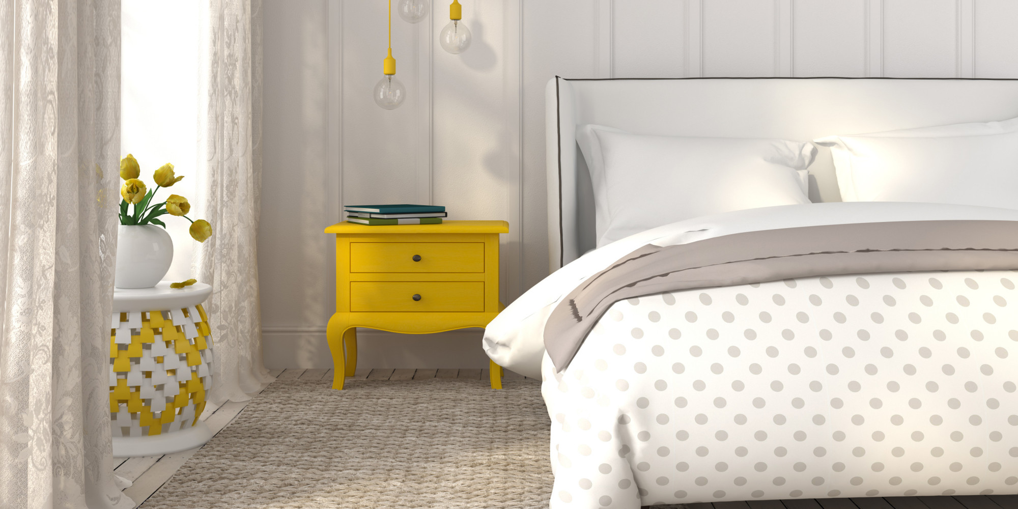 7 Ways To Decorate A Relaxing Master Bedroom Huffpost