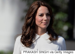 Kate Middleton Has A Marilyn Monroe Moment In India