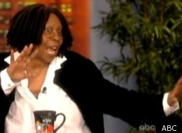 WATCH: Whoopi Gets Bleeped Out For Sexual Herman Cain Comment