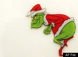 Real-Life 'Grinches' Try To Steal Christmas In Colo. Springs
