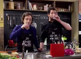 «Les recettes pompettes» passent à la casserole