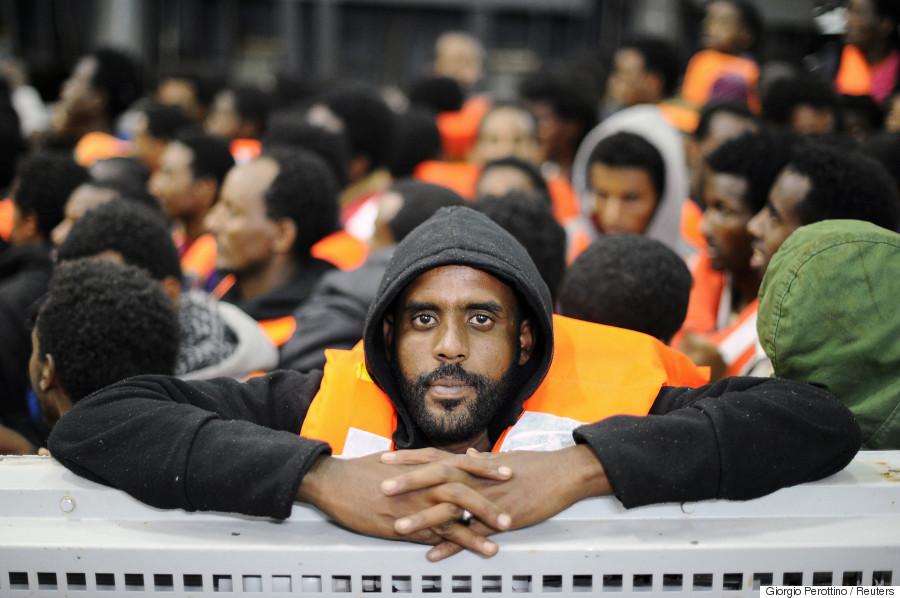lampedusa refugees