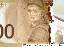 1 Of These 12 Women Will Appear On A New Canadian Banknote