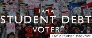 I AM A STUDENT DEBT VOTER