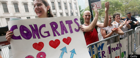 NEW YORK GAY MARRIAGE LAW