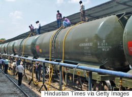 The Game Of Political One Upmanship Over Latur's 'Water  Train' Is Disgusting