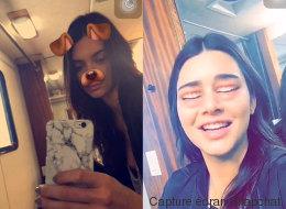 Kendall Jenner, que se passe-t-il avec ton visage?