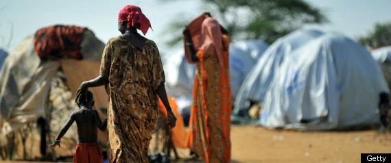 SOMALIA FAMINE