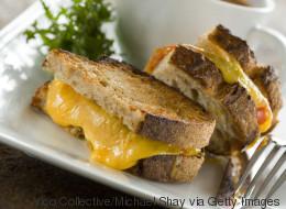 25 recettes pour la journée nationale du grilled cheese