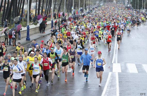 maraton vigo