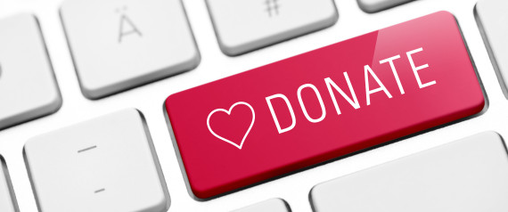 DONATION BUTTON ONLINE