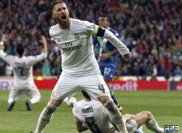 Madridista, guarda esta galería de fotos: la alegría de los blancos