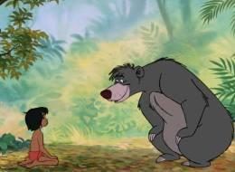 Les leçons de vie de Baloo ne sont pas toujours bonnes à suivre...