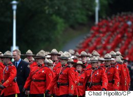 Thousands Of Officers Say Goodbye To Fallen B.C. Mountie
