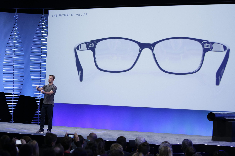 glasses facebook