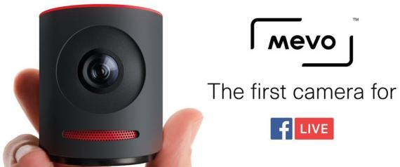 THE FIRST CAMERA FOR LIVE FACEBOOK