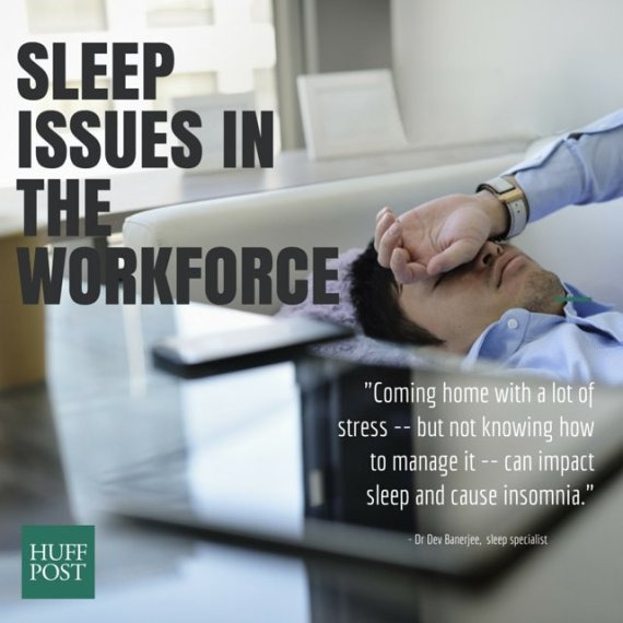 sleep issues