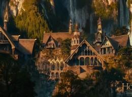 Les Français rêveraient d'habiter dans cette ville du Seigneur des Anneaux