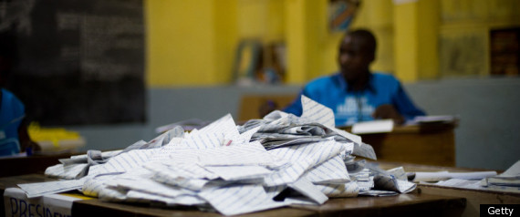 CONGO ELECTIONS OPPOSITION