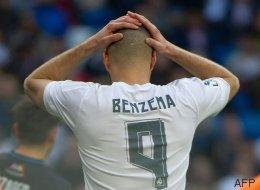 Benzema, excluido para la Eurocopa