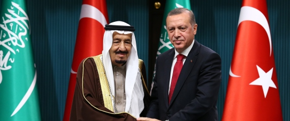 ERDOGAN AND SALMAN