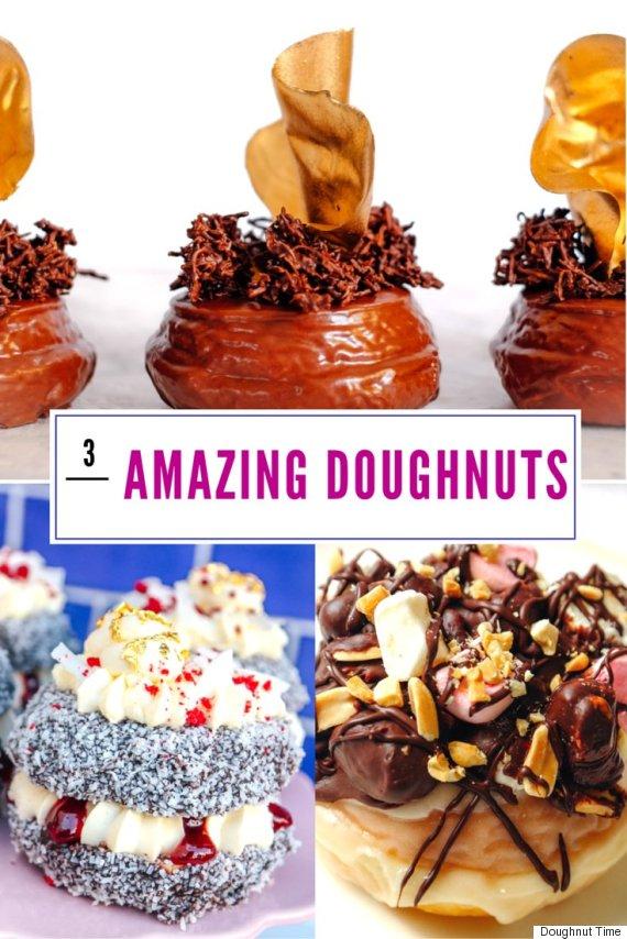 amazing doughnuts