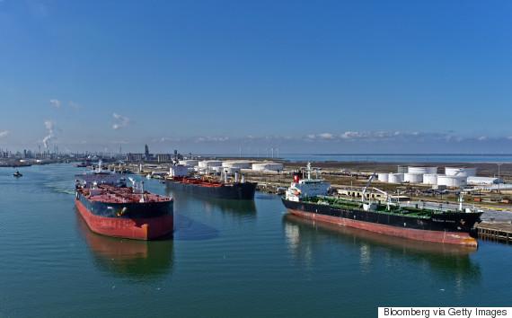 oil tankers 2016