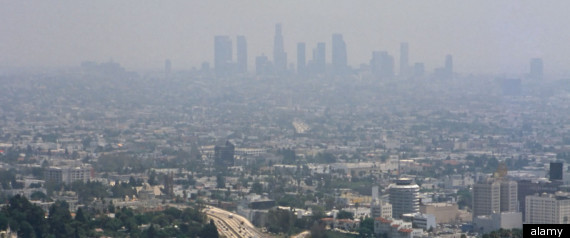 Greenhouse Gas Reduction In California