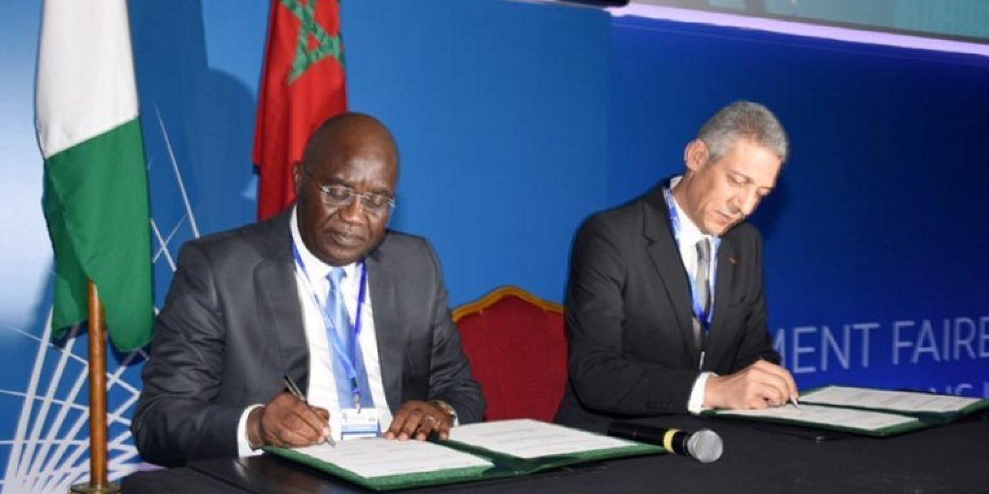 le secteur des assurances ivoirien s 39 allie la f d ration marocaine des soci t s d 39 assurances. Black Bedroom Furniture Sets. Home Design Ideas