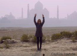 Elle a visité les 7 merveilles du monde en 13 jours (VIDÉO)