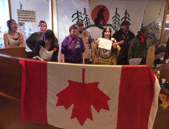 attawapiskat sit in toronto indigenous affairs
