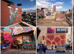 L'art de rue à l'honneur à Marrakech (PHOTOS)