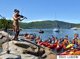 Une 33e cuvée rassembleuse pour le festival de la chanson de Tadoussac (PHOTOS)