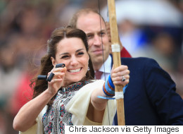 Kate Middleton Just One-Upped Katniss Everdeen