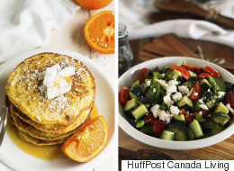 Everyday Eats: Featuring Quinoa, Coconut & Clementine Pancakes